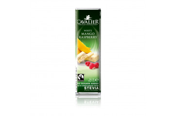 Cavalier Bar White Mango Raspberry 40g