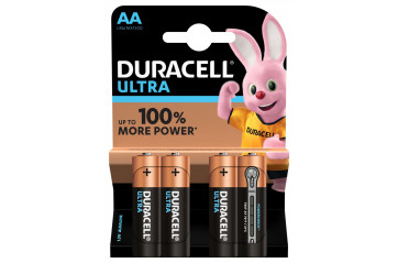 Durac.Ultra Power AA 4stk
