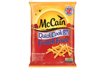 McCain Quick French Fries 750g