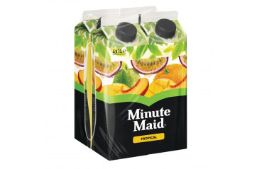 Minute Maid Tropical 4x1L
