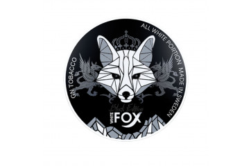 White Fox Black Edition