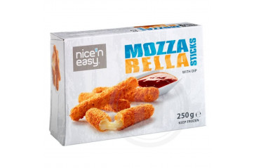 Nice'n Easy Mozzarella Sticks 250g