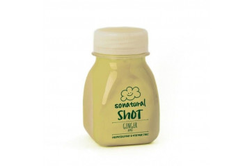 SoNat Ginger Apple Skot 125ml
