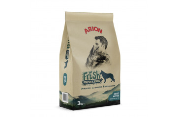 *Arion Fresh Adult Active 3kg