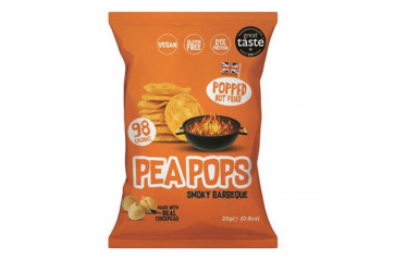Pea Pops Smoky Barbeque 23g