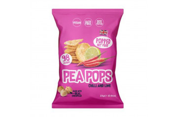 Pea Pops Chilli & Lime 23g