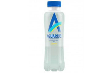 Aquarius Lemon Zink 0,4L