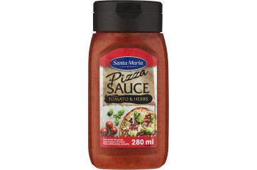 Santa M.Pizza Sauce 280ml