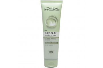 Loreal Pure Clay purity wash grænn 150ml