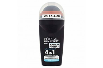 Loreal Men Rollon Carbon Protect 50ml