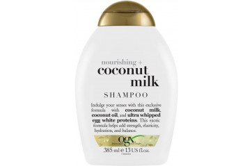 OGX Sjampó Nourishing Coconut Milk 385ml