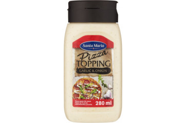 Santa M.Pizza Topping 280ml