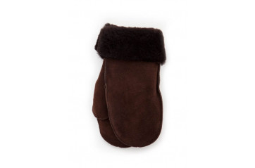 Sheep Skin Mittens