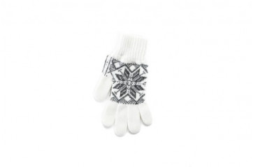 Ladies gloves – Scandinavian pattern
