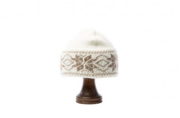 Wool hat – Scandinavian Pattern