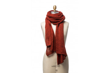 One Color Scarf