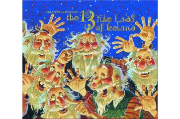 The 13 Yulelads of Iceland