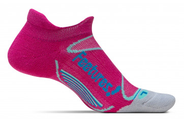 Feetures Elite Merino No Show/Cushion