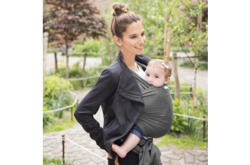 Moby Evolution Wrap – Charcoal