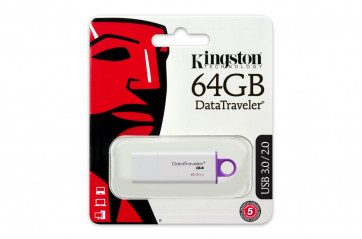 Kingston minnislykill 64gm