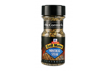 Mc Cormick Grill Mates Monteral Steak Seasoning