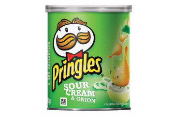 Pringles 40gr Sour Cream & Onion