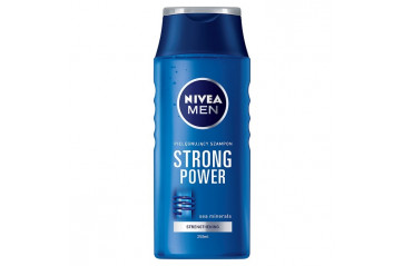 Nivea Sjampó Strong Power Men