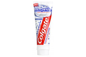 Colgate 75ml max white sut