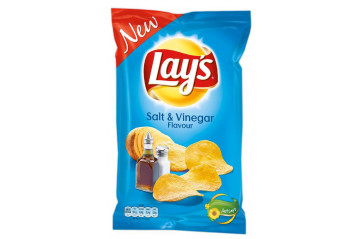 Lays 175g Salt & Vinegar