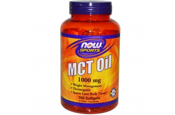 Now MCT Oil 1000mg 150stk