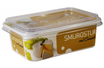 MS Smurostur m/Camembert 250 gr ds