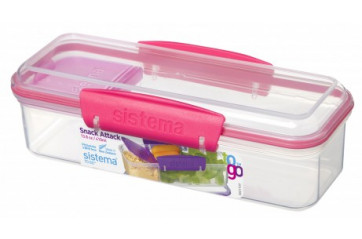Sistema Nestisbox 410ml Snack Attack