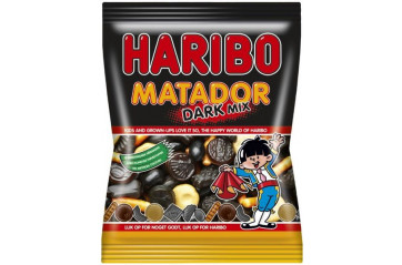 *Haribo Matador Mix Dark 120g