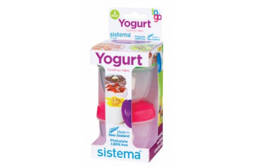 Sistema Jógúrtbox 150ml 2pk