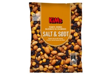 Kims Roasted & Salted 128g