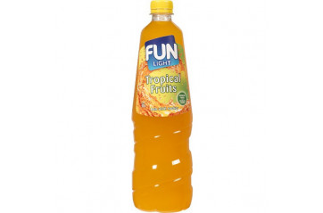 Fun Light Djúsþykkni tropical 1L