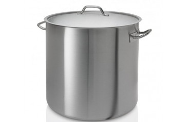 Stál pottur 78 ltr stockpot