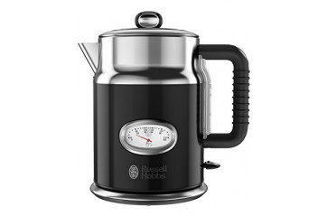 RH Retro Black Kettle 1,7L