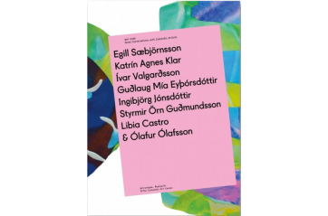 Way Over – Seven Conversations With Icelandic Artists