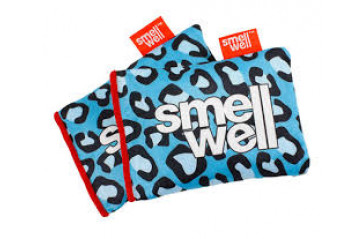 SmellWell Blue Leopard