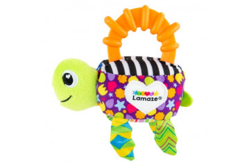 Lamaze Tucker the Turtle Rattle Lamaze Tucker the Turtle Rattle