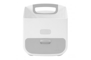 Ubbi Diaper Caddy – Grey