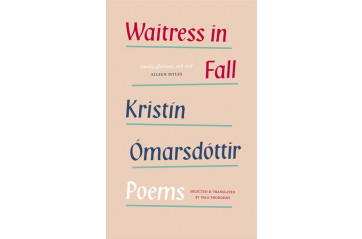 Waitress in Fall – Poems