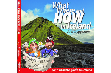 What, where and how in Iceland