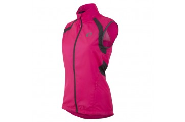 Pearl Izumi Vesti ELITE Barrier Kvenna Screaming pink