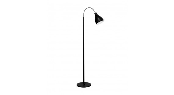 Smogen Floor lamp Black