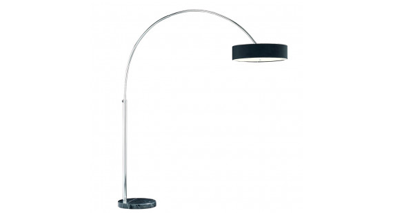 Aruba Black Floor lamp