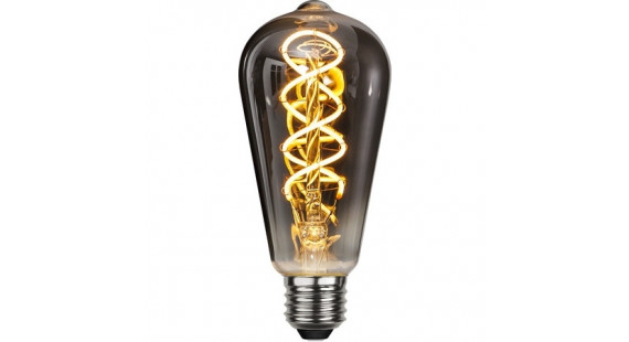 LED LAMP E27 ST64 FLEXIFILAMENT