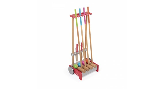 Family Croquet Trolley