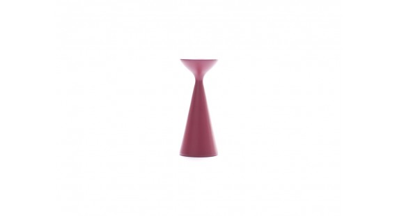 Freemover - Inga Kertastjaki 16cm Dark Red